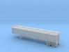 N-Scale (1/160) CPS/Manac 40' Grain Trailer W/Tarp 3d printed