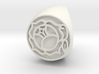 Utena Ring Size 6.5 3d printed