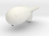 Allied Barrage Balloon WW2 3d printed