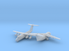 1/700 BAe 146-100 w/Gear x2 (FUD) 3d printed