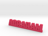 ABRAHAM Lucky 3d printed