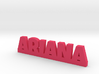 ARIANA Lucky 3d printed