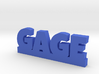 GAGE Lucky 3d printed
