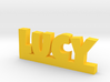 LUCY Lucky 3d printed
