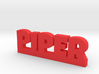 PIPER Lucky 3d printed