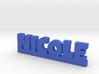 NICOLE Lucky 3d printed