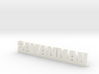 SAVANNAH Lucky 3d printed