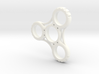 Penny Fidget Spinner 3d printed