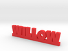 WILLOW Lucky 3d printed
