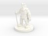 Troll Cyber-Ronin (15mm scale) 3d printed