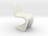 1/12 Doll House Chair Version 1 3d printed