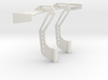 1/24 1/25 Swan Neck Wing 2 3d printed