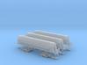 3-Set: Trichterwagen Tagnpps SBB Cargo Spur Z 3d printed