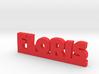 FLORIS Lucky 3d printed