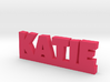 KATIE Lucky 3d printed