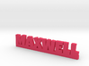 MAXWELL Lucky 3d printed