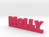 MOLLY Lucky 3d printed