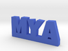 MYA Lucky 3d printed