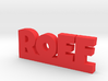 ROEF Lucky 3d printed