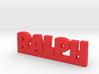 RALPH Lucky 3d printed