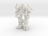 Superion (CW) Miniature 3d printed