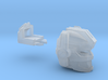 Fearsome Gust Head For Voyager Jetfire 3d printed
