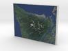Olympic Peninsula, WA, USA, 1:2500000 3d printed