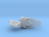 TOS 1/1000th Scale Nacelle End Cap 3d printed