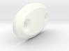 Miata sun visor delete plug 3d printed