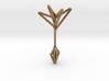 Little Tree N5 ,Fine Pendant. Pure Elegance 3d printed