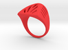Breathing Ring Pl 3d printed