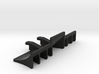 Xray T4 2014-15-16-17 Rear Diffuser 3d printed