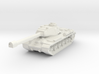 IS-2 with enlarged gun 3d printed