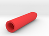 80mm 14mm+ External Airsoft Barrel Extension 3d printed