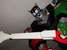 Voltron Wings to Sword Conversion Kit 3d printed