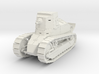 PV168A Renault FT 75 BS (28mm) 3d printed