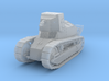 PV168C Renault FT 75 BS (1/87) 3d printed