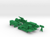 1/285 Scale Nike Missile Team 3d printed