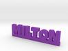 MILTON Lucky 3d printed