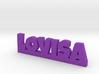 LOVISA Lucky 3d printed