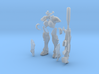 1/24 Terran Ghost Armor and Rifle Set 3d printed