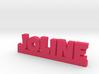 JOLINE Lucky 3d printed