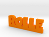 ROLLE Lucky 3d printed