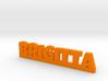 BRIGITTA Lucky 3d printed