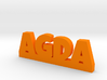 AGDA Lucky 3d printed
