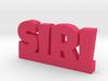 SIRI Lucky 3d printed