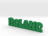 ROLAND Lucky 3d printed
