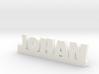 JOHAN Lucky 3d printed