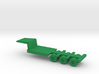 1/200 Scale M870 Semitrailer Low Bed 3d printed