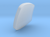 ETR610 Carriage 1 Windscreen/Glass N and TT 3d printed